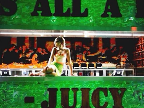Beyonce Stands in for Jesus in 'Last Supper' Instagram Pic
