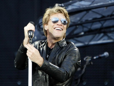 Bon Jovi Tops List of Biggest Global Tour Artists