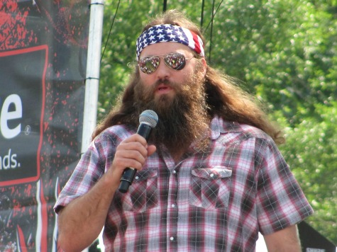 'Duck Dynasty's' Willie Robertson Says All Good with A&E, Eager to Shoot New Shows