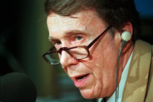 Conservative NY Radio Host Bob Grant Dies at 84