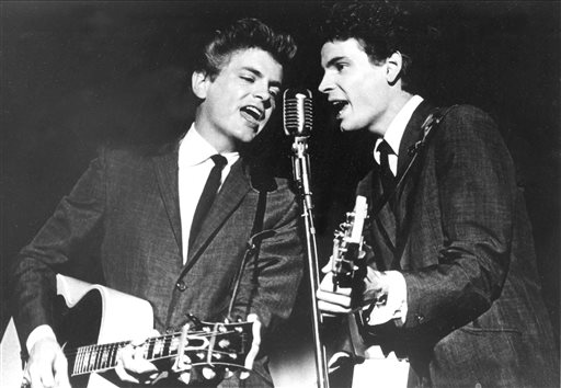Everly Brothers' Phil Everly Dies at 74