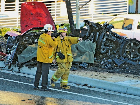 Paul Walker of 'Fast and Furious' Still Alive as Car Burst in Flames