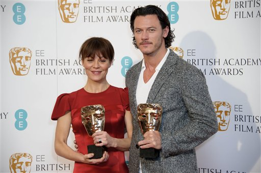 'Gravity', '12 Years a Slave' lead UK film awards