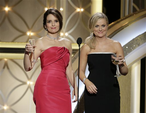 2014 Golden Globes Ratings Highest in Decade