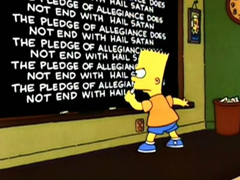 Egyptian TV: Jewish Lobbies and Think Tanks Behind 'The Simpsons'