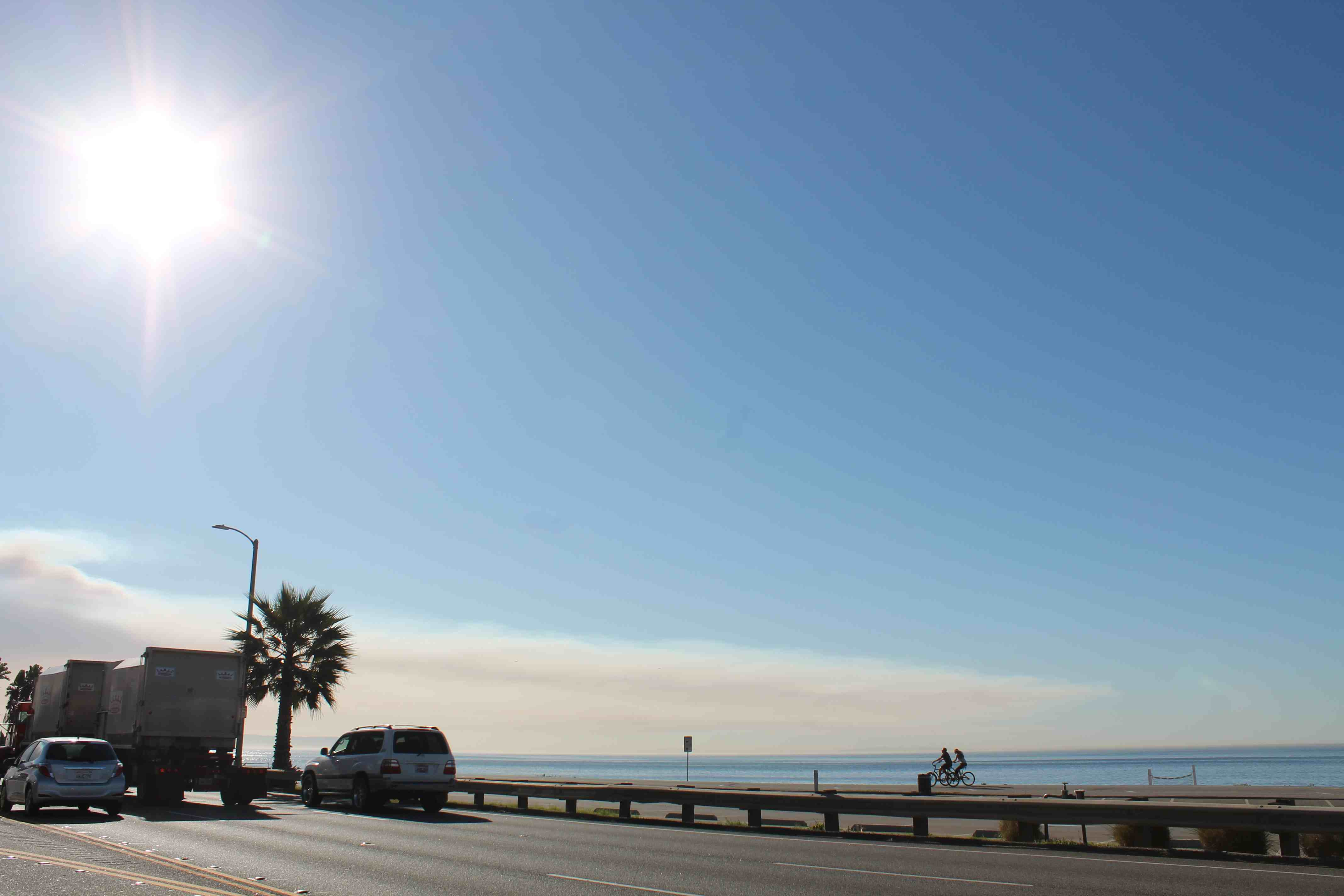 Photos: Massive LA Wildfire Spreads Smoke Across Southern California