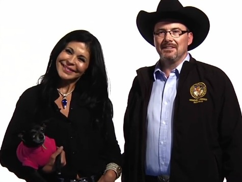 Latina Actress Takes Heat For Starring In Tea Party Candidate's Ad