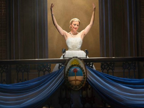 'Evita' Tour Offers Cautionary Tale on Cult of Personality Pols