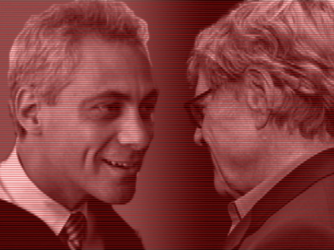 Rahm Emanuel's Hollywood Ties Complicate Deal to Bring 'Chicagoland' to CNN