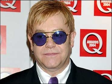 Putin: We're Not Anti-Gay, We Love Elton John