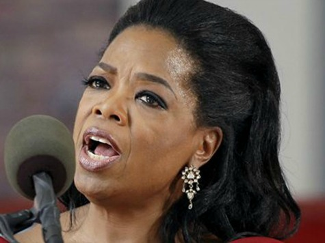 Oprah Winfrey to Co-Produce MLK Drama 'Selma'
