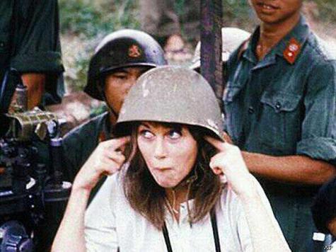 Michelle Obama Chooses Jane Fonda as Role Model
