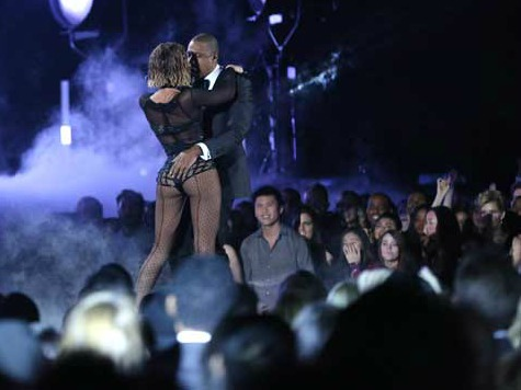 Parents Decry Sultry Beyonce, Jay-Z Grammys Performance