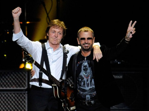 Stars Line Up to Sing, Pay Tribute to The Beatles