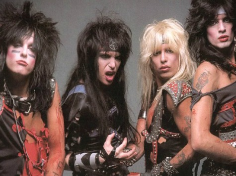 Motley Crue Vows To Disband After One Last Epic Tour