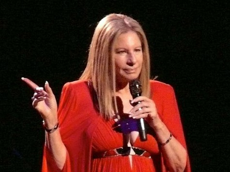 First Lady, Barbra Streisand Raise Cash for Dems, Warn of GOP Resurgence