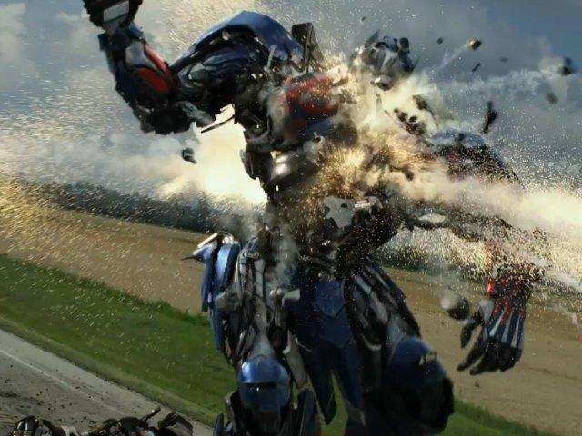 Transformers 4: 'Age of Extinction' Trailer Premieres During Super Bowl 2014