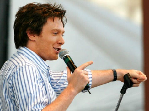 Clay Aiken: Obama a Bust as Bipartisan Leader