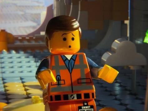Critics Hail Anti-Consumerism 'Lego Movie'