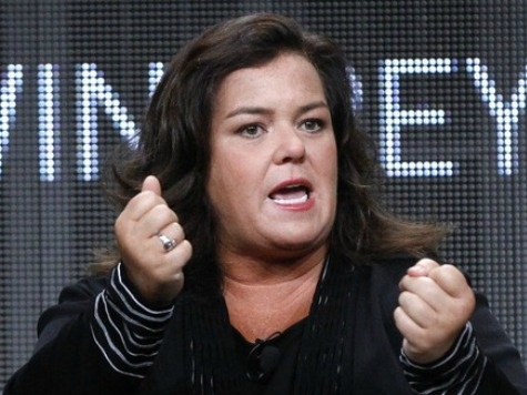 9/11 Truther Rosie O'Donnell Gets Standing Ovation in 'View' Return