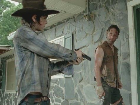 AMC's 'The Walking Dead' Returns to Finish Fourth Season
