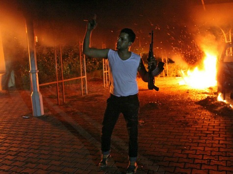 Paramount Plans to Buy Rights to Book Based on Benghazi Survivors' Viewpoint