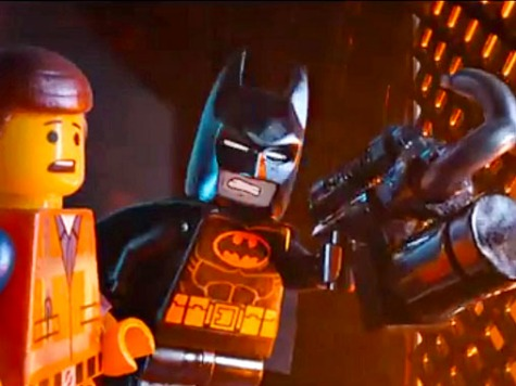 'LEGO Movie' Builds Huge Box Office Weekend, 'Monuments Men' Finishes Distant Second