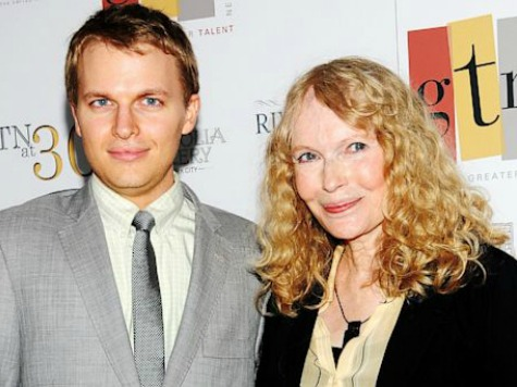 Woody Allen: If Ronan Farrow Is Frank Sinatra's Son, Mia Farrow Lied Under Oath