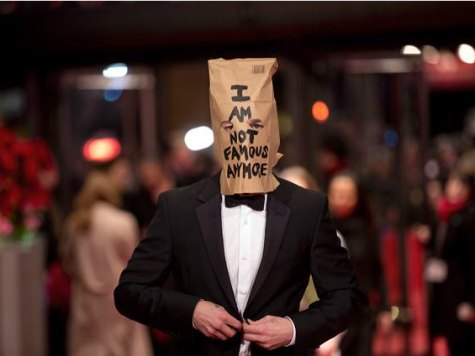 Shia LaBeouf Wears Bag on Head at Berlin Film Festival's 'Nymphomaniac' Premiere