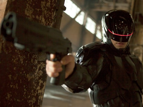 'RoboCop' Review: Sporadically Smart Remake Targets Drones, Corporations and Fox News