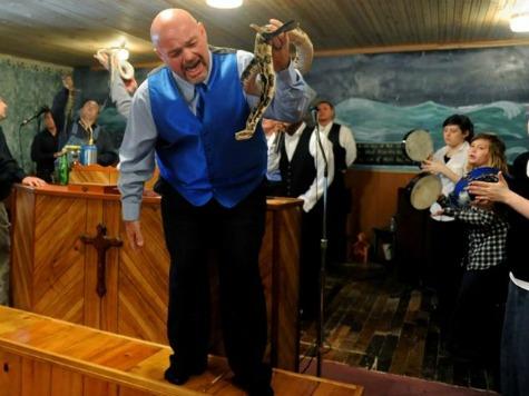 NatGeo 'Snake Salvation' Pastor Dies from Snake Bite
