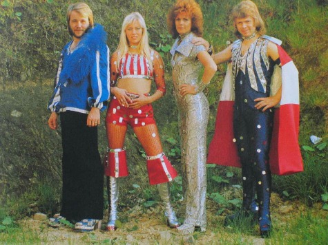 Abba Admits Outrageous '70s Costumes Were Tax Write-Offs
