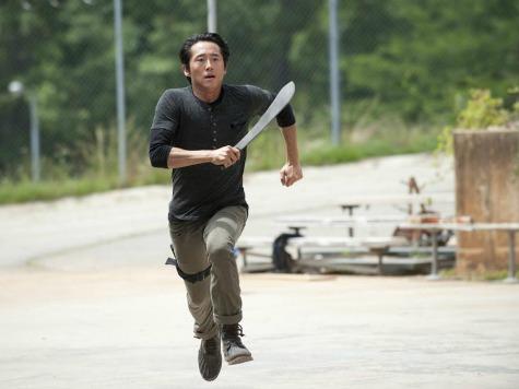 'Walking Dead' Weakens, Still Stronger than Winter Olympics in Ratings War
