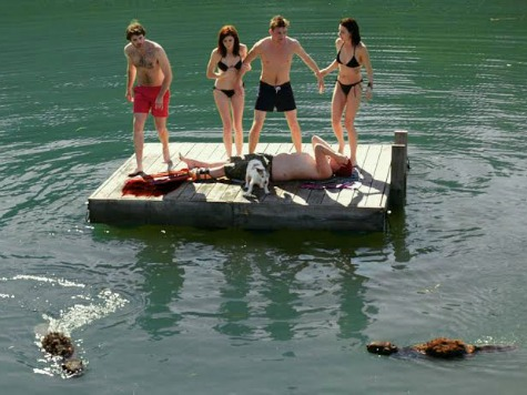 BH Interview: 'Zombeavers' Director Approaches Horror Comedy with Straight Face