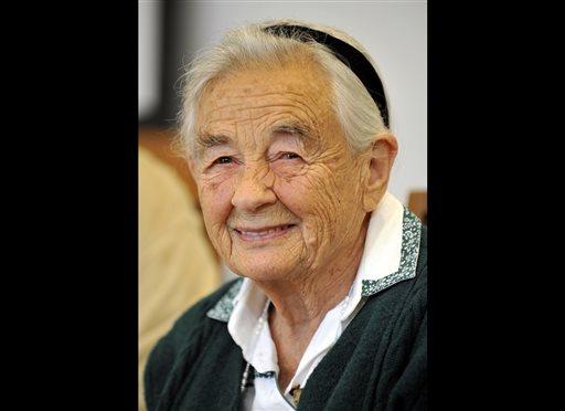Maria von Trapp of 'Sound of Music' Fame Dead at 99