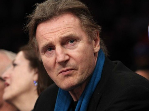 Liam Neeson Questions Bill DeBlasio's Manhood