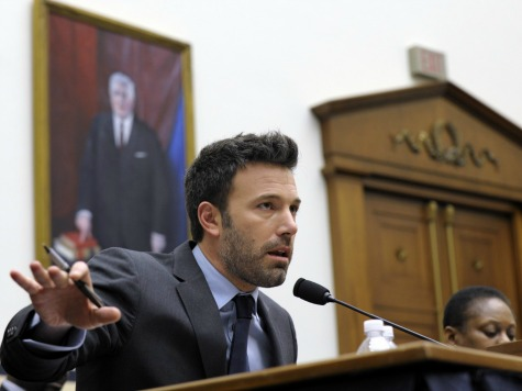 Washington Swoons for Ben Affleck