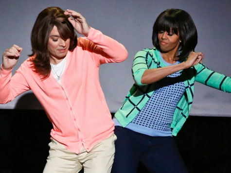 Jimmy Fallon's 'Tonight Show' to Bring First Lady on for Premiere Week