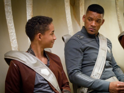 Razzies Dishonor Will Smith's 'After Earth,' Spare Adam Sandler