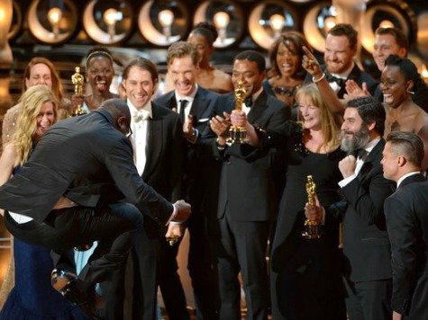 'Rolling Stone' on '12 Years a Slave': First Time 'African-American' Won Best Picture Oscar