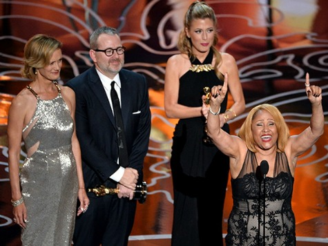 Sunday's Oscars Telecast Snares 10-year Ratings High