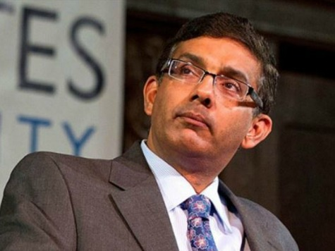 Dinesh D'Souza: Obama Believes in 'Moral Indictment of America and Free Market'