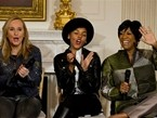 'Women of Soul' Perform for First Lady, White House Audience