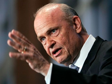Sen. Fred Thompson: Audiences Gobble Up Wicked Govt. Stories in Age of Obama