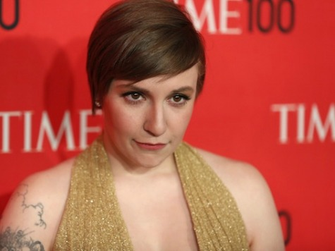 Lena Dunham Says She Doesn't Care About Ratings … or Republicans