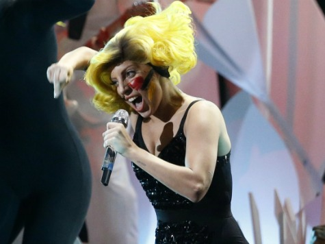 Lady Gaga Gets Vomited on During SXSW Performance