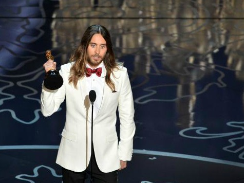 Jared Leto Shouts 'Glory to Ukraine' During Kiev Concert Supporting Independence Movement