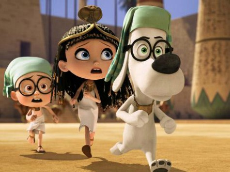 'Mr Peabody & Sherman' Tops Box Office, 'Need for Speed' Finishes Third