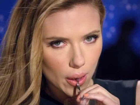 Scarlett Johansson Defends Her SodaStream Ad Against Liberal Talking Points