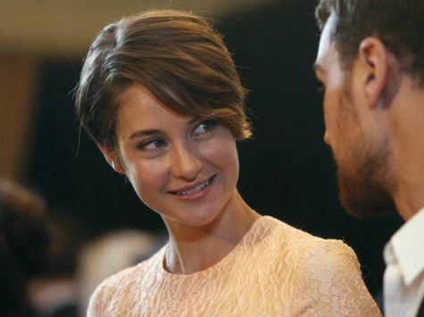 'Divergent' Star Shailene Woodley Unsure Humans Genetically Meant for Monogamy
